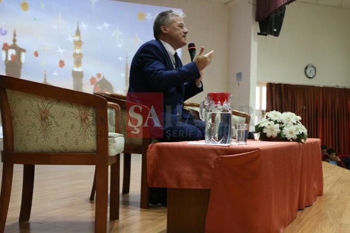 Kuşadası Mesleki ve Teknik Anadolu Lisesi Mevlidi Nebi Konferansı