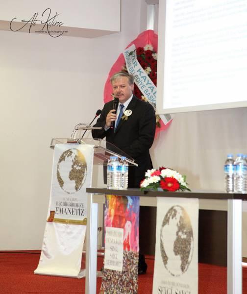 2017 Kutlu Doğum Açılış Konuşması