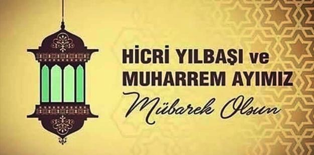 Yeni Hicri Yıl Tebriği