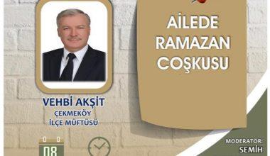 """İstanbul Müftülüğü Adrb """"Ailede Ramazan Coşkusu"""""""