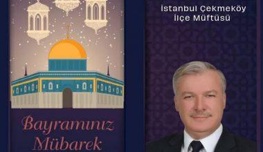 Ramazan Bayramı Vaazı ve Duası 2021